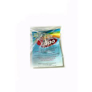 Cоска для бутылочки Topo Buono, Syryca, силиконовая, с широким горлом