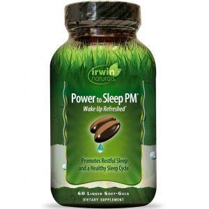 Здоровый сон, Irwin Naturals, 60 капсул