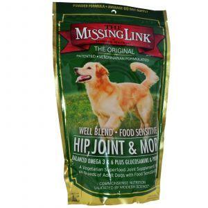 Питательная поддержка для собак, The Missing Link, 454 г.