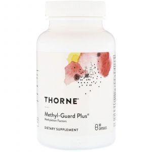 Витамины для мозга, Methyl-Guard Plus, Thorne Research, 90 капсул (Default)