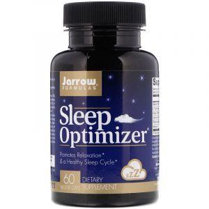 Здоровый сон, Sleep Optimizer, Jarrow Formulas, 60 капсул (Default)
