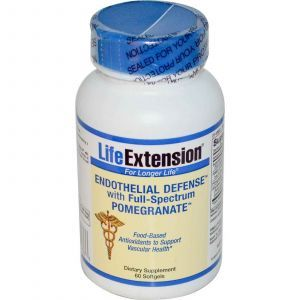 Гранат, Life Extension, 60 капсул