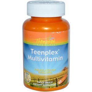 Мультивитамины, Teenplex Multivitamin, Thompson