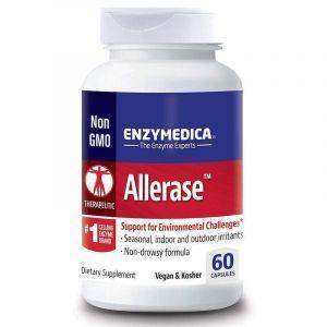 Комплекс от аллергии, Allerase, Enzymedica, 60 капсул (Default)