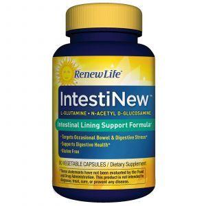 Поддержка кишечника, IntestiNew, Renew Life, 90 капсул