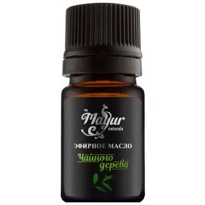 Эфирное масло чайного дерева, Melaleuca essential oil, Mayur, 5 мл