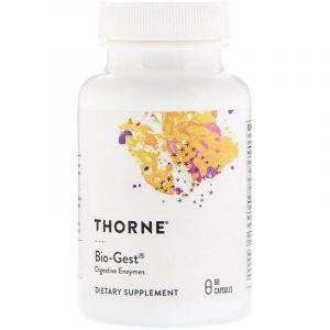 Био-гест, Bio-Gest, Thorne Research, 60 капсул (Default)