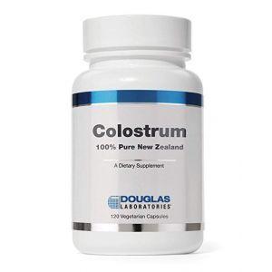 Колострум, Colostrum 100% Pure New Zealand, Douglas Laboratories, 120 капсул
