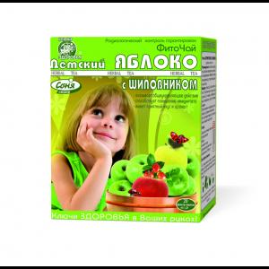 Фиточай Соня, Ключи здоровья, яблоко с шиповником, детский, 20 фильтр-пакетов по 1.5 г