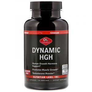 Динамический HGH, Dynamic HGH, Olympian Labs Inc., 150 кап. (Default)