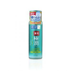Лечебный гиалуроновый лосьон-кондиционер, Medicated Gokujyun Skin Conditioner, HadaLabo, 170 мл