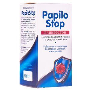 Папилостоп, средство от папиллом, бородавок и натоптышей, PapiloStop, АРТМИК ГРУПП, 4 мл