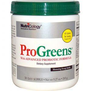 Зеленая пища, Nutricology, 265