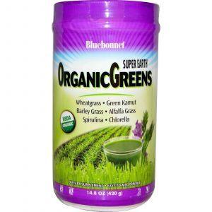 Зеленая пища, Bluebonnet Nutrition, 420