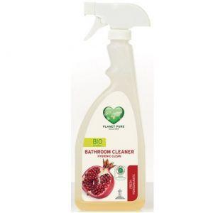 Спрей для уборки ванной комнаты «Гранатовая свежесть», Bio Bathroom Cleaner Fresh Pomegranate Spray, Planet Pure, 510 мл