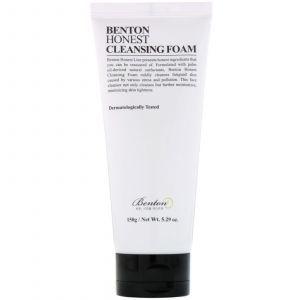 Очищающая пенка, Honest Cleansing Foam, Benton, 150 г
