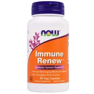 Витамины для иммунитета, Immune Renew, Now Foods, 90 кап