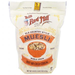 Мюсли, Muesli, Bob's Red Mill, 510 гра