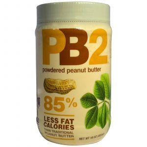 Арахисовое масло (пудра), Peanut Butter, Bell Plantation, 453,6