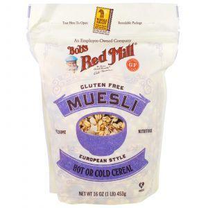 Мюсли (без глютена), Muesli, Bob's Red Mill, 453 грам