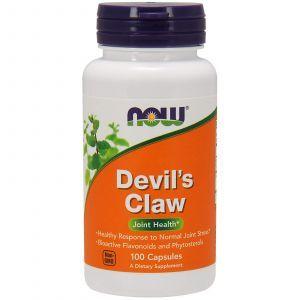 Коготь дьявола (Devil's Claw), Now Foods, 100 капсу