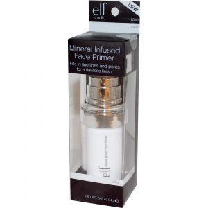 Минеральный праймер для лица, Face Primer, E.L.F. Cosmetics, очищающий, 14