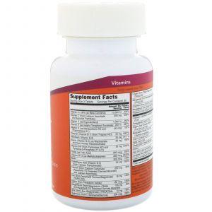 Витамины для женщин Ева, Eve, Women's Multi, Now Foods, 90 табле