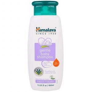 Детский шампунь, Baby Shampoo, Hibiscus and Chickpea, Himalaya Herbal Healthcare, 400 мл