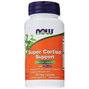Снижение кортизола, Cortisol Support, Now Foods, 90 ка