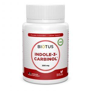 Индол-3-карбинол, Biotus, 60 капсул