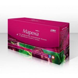 Марена, фиточай, ФитоБиоТехнологии, 25 фильтр-пакетов по 2 г