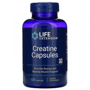 Креатин, Creatine, Life Extension, 120 капсул (Default)