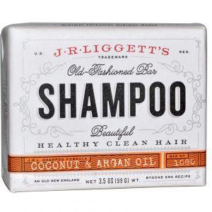 Шампунь с кокосом и арганой, J.R. Liggett's, 99 г