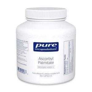Аскорбилпальмитат, Ascorbyl Palmitate, Pure Encapsulations, 227 гр.