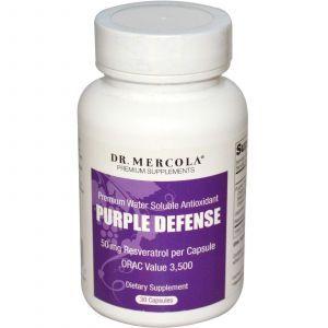 ОРАС антиоксиданты, Dr. Mercola, 30 кап.