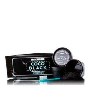 Черный порошок для отбеливания зубов, Coco black, Mr.Scrubber, 20 гр