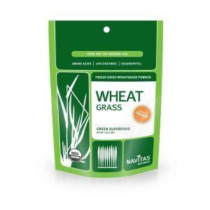 Пророщенная пшеница, Navitas Naturals, 28 гра