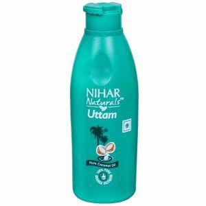 Кокосовое масло для волос и тела Nihar, Марико ЛТД, 100 мл