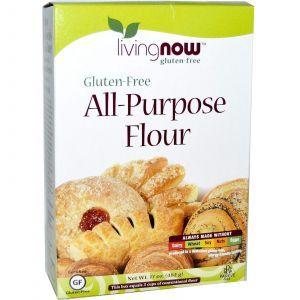Безглютеновая смесь для выпечки, Now Foods, 482 г.
