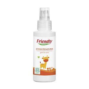 Кислородный пятновыводитель, Stain Remover, Friendly Organic, органический, 250 мл
