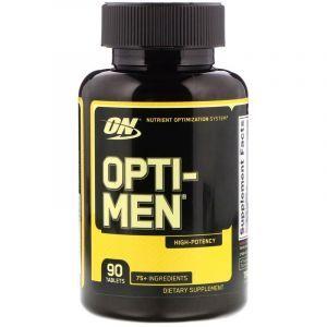 Комплекс для мужчин (Opti-Men), Optimum Nutrition, 90