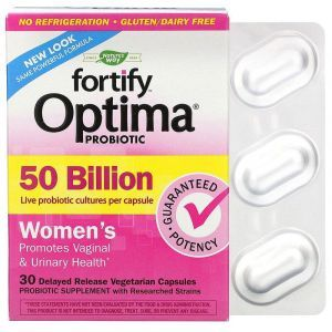 Пробиотики, Natures Way, для женщин,30 кПробиотики, Natures Way, для женщин,30 капсапс