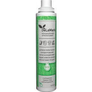 Кондиционер-ополаскиватель с ароматом свежих трав карпатских гор, Royal Powder, DeLaMark, 0,75 л