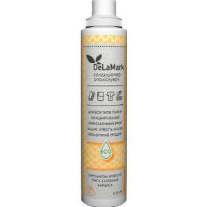 Кондиционер-ополаскиватель с ароматом желтого ириса с нотками нарцисса, Royal Powder, DeLaMark, 0,75 л