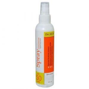 Спрей-эмульсия для загар SPF50, Фармаком, 200 мл