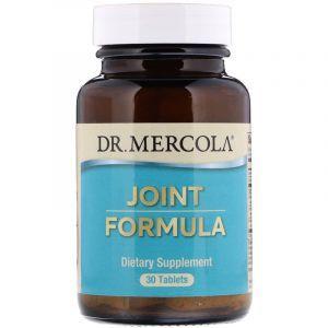 Формула для суставов, Joint Formula, Dr. Mercola, 30 капсул