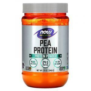 Гороховый протеин, Pea Protein, Now Foods, Sports, 340 гр (Default)