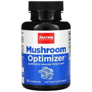 Грибы оптимизатор (смесь 7 грибов), Mushroom Optimizer, Jarrow Formulas, 90 капсул (Default)