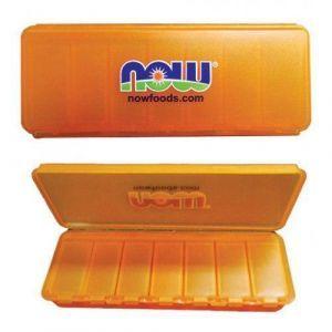 Органайзер для таблеток на 7 дней, Now 7 Day Pill Case, Now Foods, 1 шт