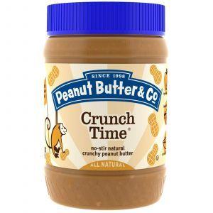 Хрустящее арахисовое масло, Peanut Butter & Co., 454 г